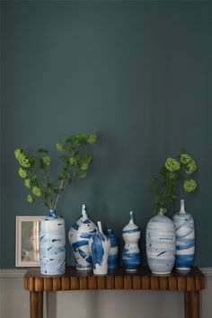 Inchyra Blue Vases, Farrow & Ball