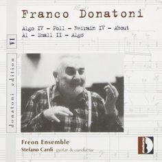 Obras de Franco Donatoni