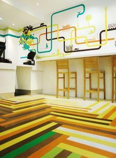 poncho_130210_03 » CONTEMPORIST #design #graphic #pattern #interiors