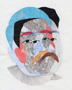 #art #drawing #portrait #man #illustration #handmade