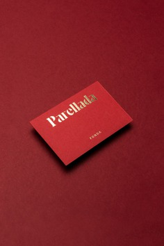 Parellada Branding - Mindsparkle Mag Requena Office designed this beautiful branding for Parelleada. #logo #packaging #identity #branding #design #color #photography #graphic #design #gallery #blog #project #mindsparkle #mag #beautiful #portfolio #designer