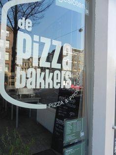 Coisa #awesome #pizza #amsterdam