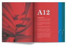 The Royal Danish Academy of Fine Arts - ADC on the Behance Network #print #brochure