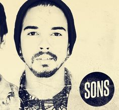 SONS Promo Image | Charles Miller #music #photography #branding