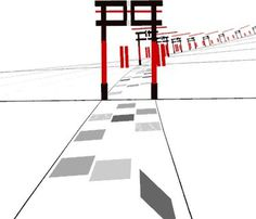 Japanese Kanji giff #animation #script #japanese #design #illustrations #kanji #giff #kyoto