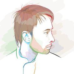 dianariya #vector #thom #illustration #jack #yorke