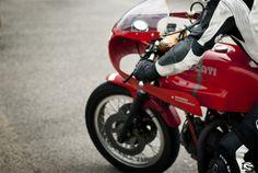 Classic Series 2013 Volume II on Behance #ducati #track #bike #racing #motorcycle #race