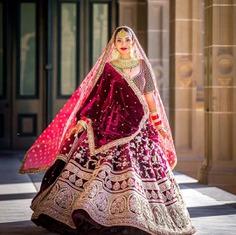 12 Ways You Can Drape Your Wedding Dupatta: Sabyasachi Edition