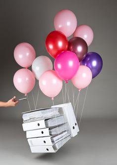 Katrin Schacke – Konzeption #balloons