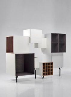 cabinet free port - storage - Producto BD Barcelona Design