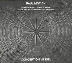 Images for Paul Motian - Conception Vessel #album #cover #symbol #ecm #helvetica #records #grey