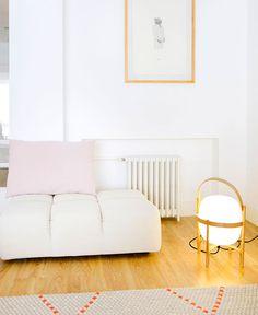 Inspiring Modern Apartment in Madrid by Nimu Studio - #decor, #interior, #homedecor,