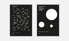 poster #white #black #block #poster #circle