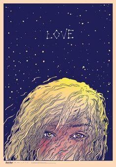 Maciek Wolaxc5x84ski / WORKS #wolaki #maciek #love #poster