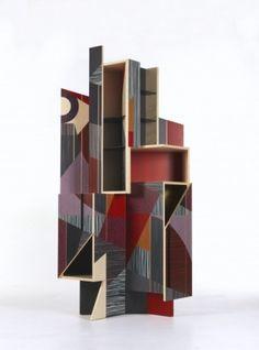 Milano – MAGICO MENDINI / Blog > MOUSSE CONTEMPORARY ART MAGAZINE #magico #design #credenza #2010 #art #alessandro #mendini #italy