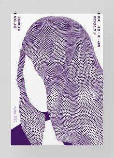 Zola_Jesus_g.gif (570×786) #design #illustration #poster