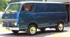 1969 GMC HANDIVAN #van #design #space #industrial #gmc #age