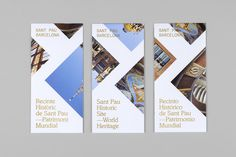 Aleix Artigal Studio #cover #barcelona #modernism #layout #brochure