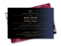 Best Works of Chaiti Mehta Design #font #invite #serif #card #design #graphic #adah #brand #jewelry #gold #type