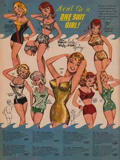 Pinned Image #ladies #girls #label #women #vintage #poster #ad #type