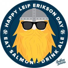 Happy Lief Erikson Day #viking #lief #day #erikson