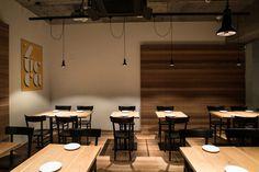 Zucca Restaurant by Florian Busch Architects #modern #design #minimalism #minimal #leibal #minimalist