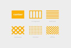 Camber by Stoëmp #branding #process #illustrations