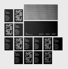 Papeterie Identity by Catalog Studio | Shiro to Kuro #graphic design #identity