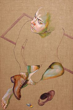 Cristina Troufa | PICDIT #painting #design #art #portrait
