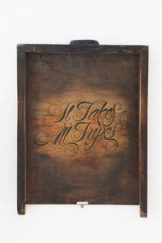 In focus: Like Minded Studio « From up North #lettering #wood #studio #like #minded