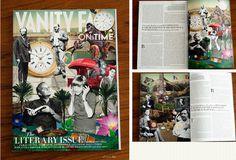 sonia roy, colagene.com #photomontage #illustration #fashion #collage #editorial #magazine