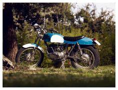 CafeRacerDreams: Ossa E73 250 ¨6 días¨ en venta. #moto #motorcycle