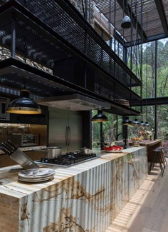kitchen / Luciano Gerbilsky Arquitectos