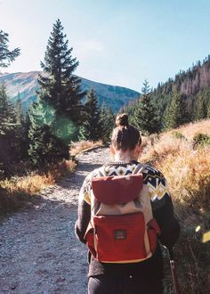 City backpack in mountains. Coock backpack by Velotton