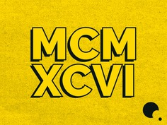 MCMXCVI