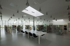 Architecture Photography: Media Library and Cultural Centre / Barbotin + Gresham Architects - Media Library and Cultural Centre / Barbotin + Gresham A #architecture