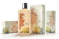 Zeus Jones #packaging #bath #thymes