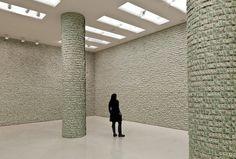 Colossal   art + design #dollars #museum #expo #dollar #guggenheim #art #bills