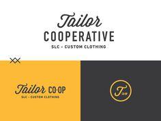 Tailor Cooperative - branding