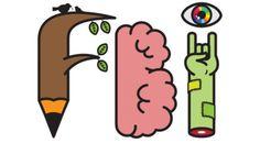 FBI on the Behance Network #nicko #phillips #fbi #illustration #logo