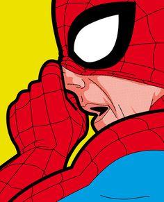 Secret Hero Life Pop icons @ ShockBlast #pop #superheroes #spider man