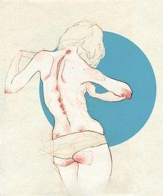 Adara   Pristina.org   Everything Design #illustration