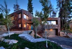 Summit Haus - Park City Passive House - Modern - Exterior - Salt Lake City - by Zola Windows