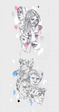 Julien Simshäuser #ilustration