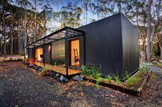 Musk Bunker – Modern Prefab Cabin by Modscape