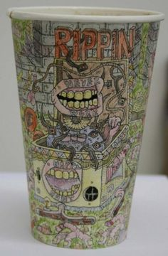 Paul Westcombe | Colossal #illustration #coffee #cup #westcombe #paul