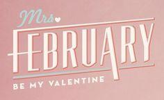 Calendar Girl on the Behance Network