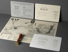 Orthodoxou & Wilhelm Wedding | Lovely Stationery
