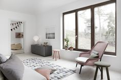 Beautiful Interiors: Eva Lilja Löwenhielm + Fantastic Frank #interior #beautful #colors #comfortable #minimal #houses #pastel