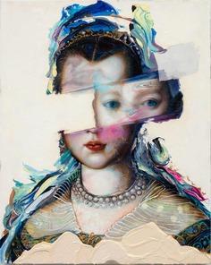 La imagen deconstructiva de Daniel Bilodeau - Diseño gráfico